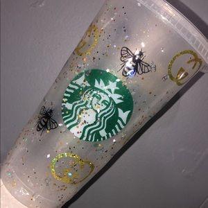 Starbucks personalized tumbler